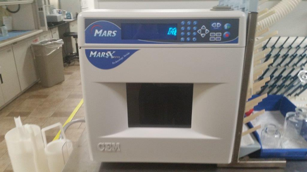 CEM MARS 230/60 Microwave Accelerated Reaction System