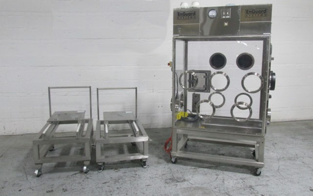"Containment Technologies 48"" Enguard Isolator"