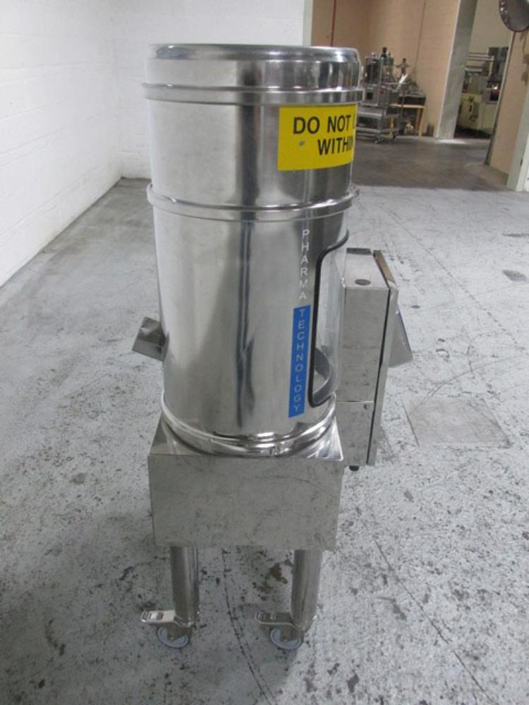 Pharmatech 500 L1 Combi Deduster Metal Check