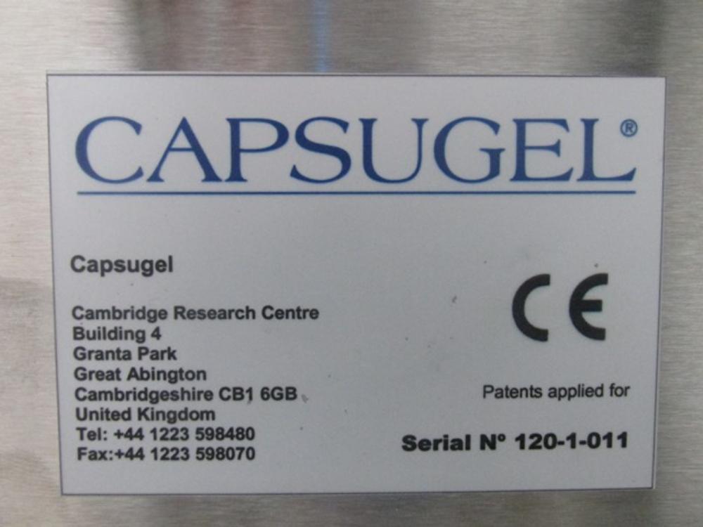 Capsugel Xcelodose 120 Capsule Filler