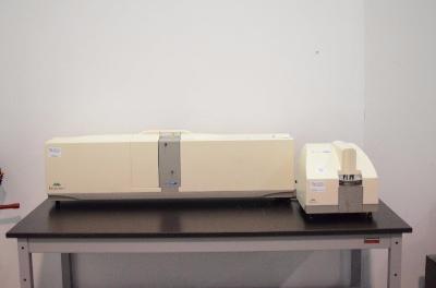 Malvern Hydro 2000 Mastersizer