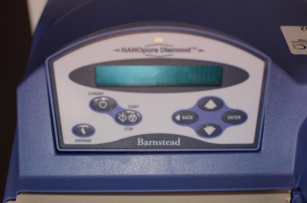 Barnstead Nanopure Diamond System
