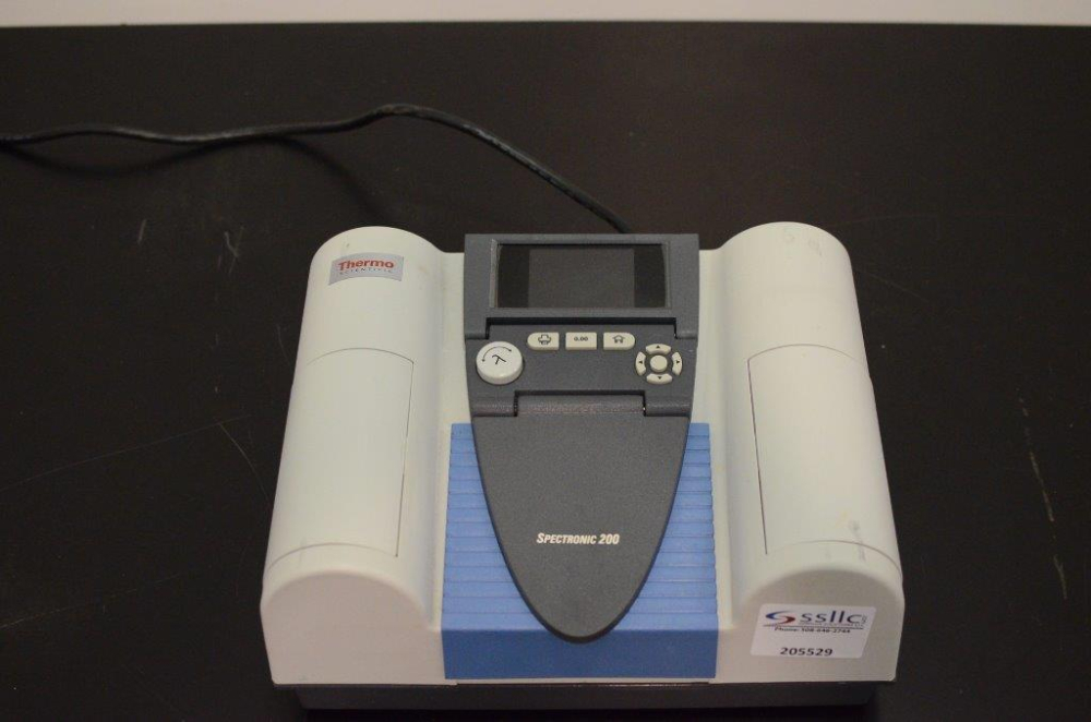 Thermo Scientific Spectronic 200 Spectrophotometer