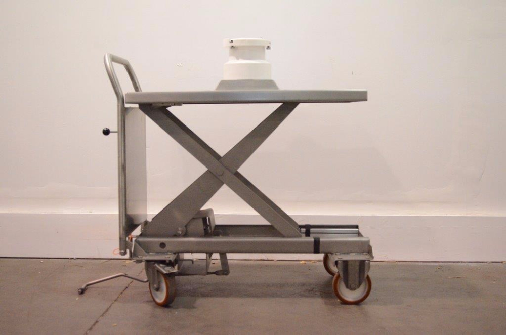 Fette Turret Removal Cart