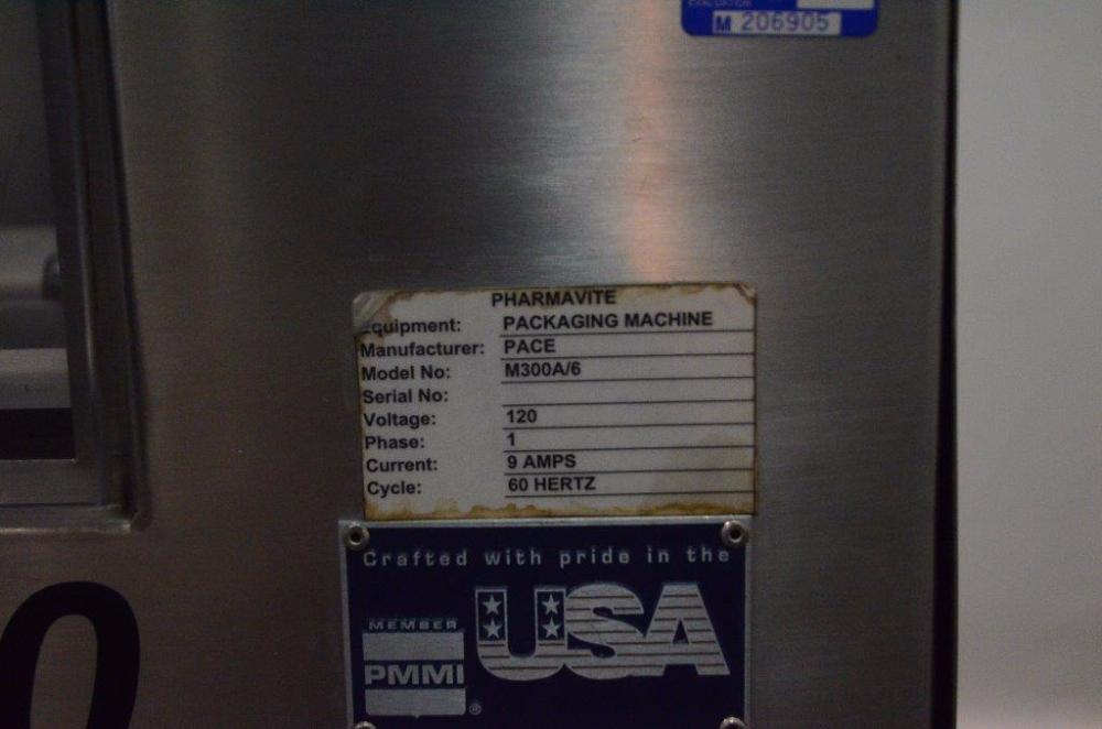 PACE M300 AR Bottle Unscrambler