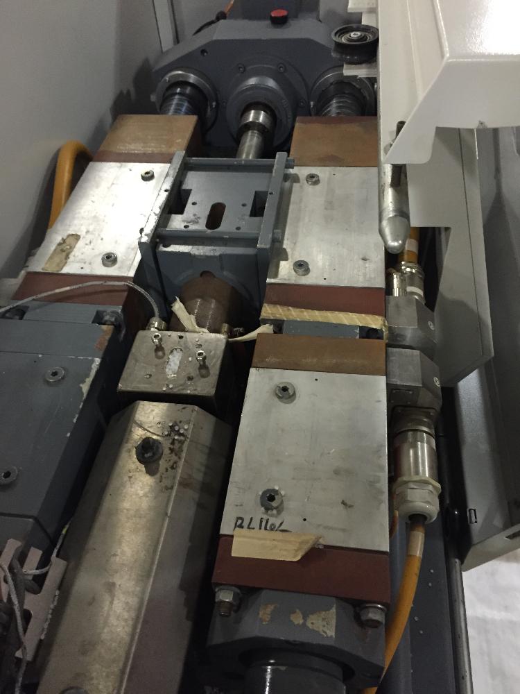 Battenfeld Model BA 500 CDK-SE Injection Molding Machine