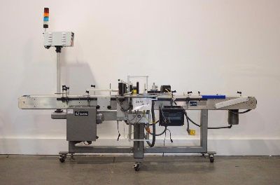 Quadrel Versaline High-Speed Wrap Labeling System