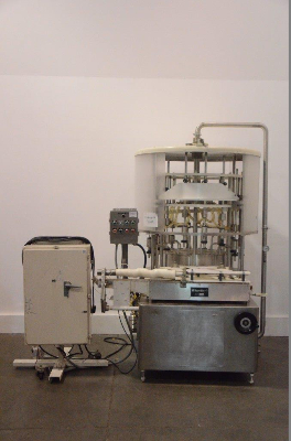 US Bottlers GA-16 Rotary Bottle Filler
