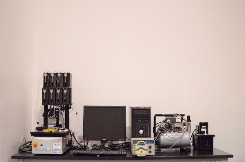 Digilab PRESYS 4040XL Small Workstation