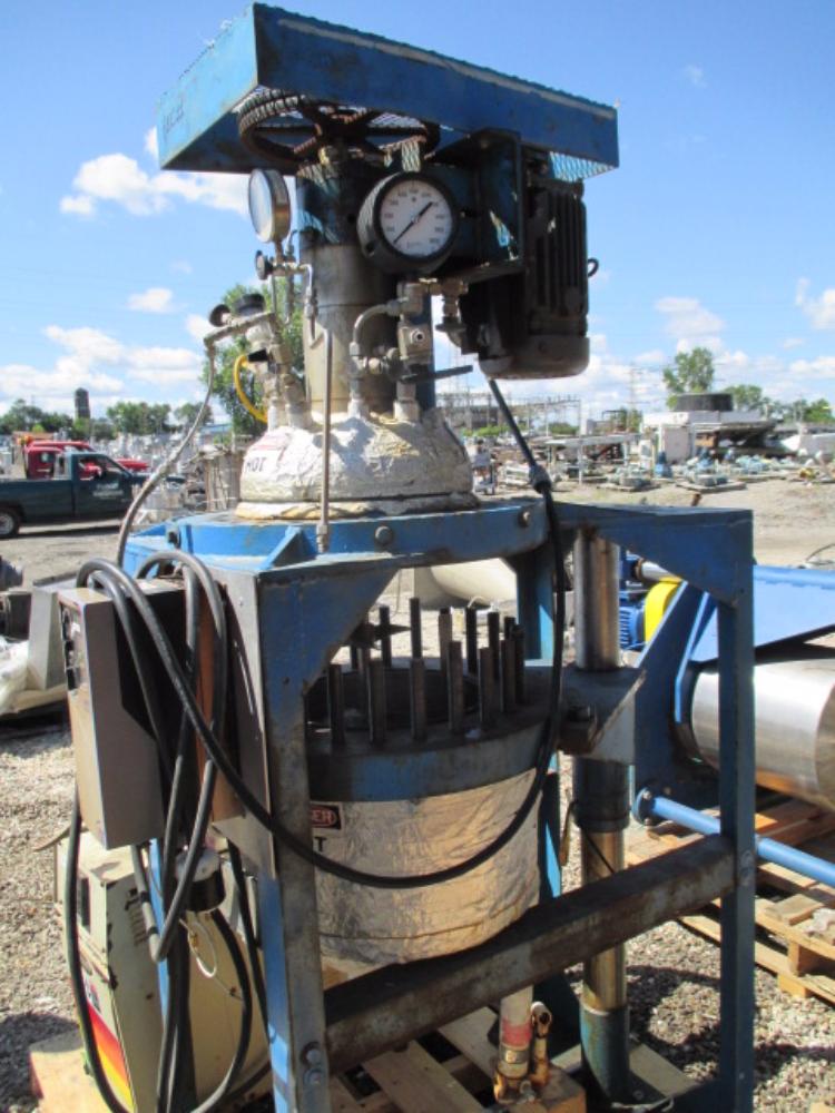 SGL 10 Gallon Autoclave