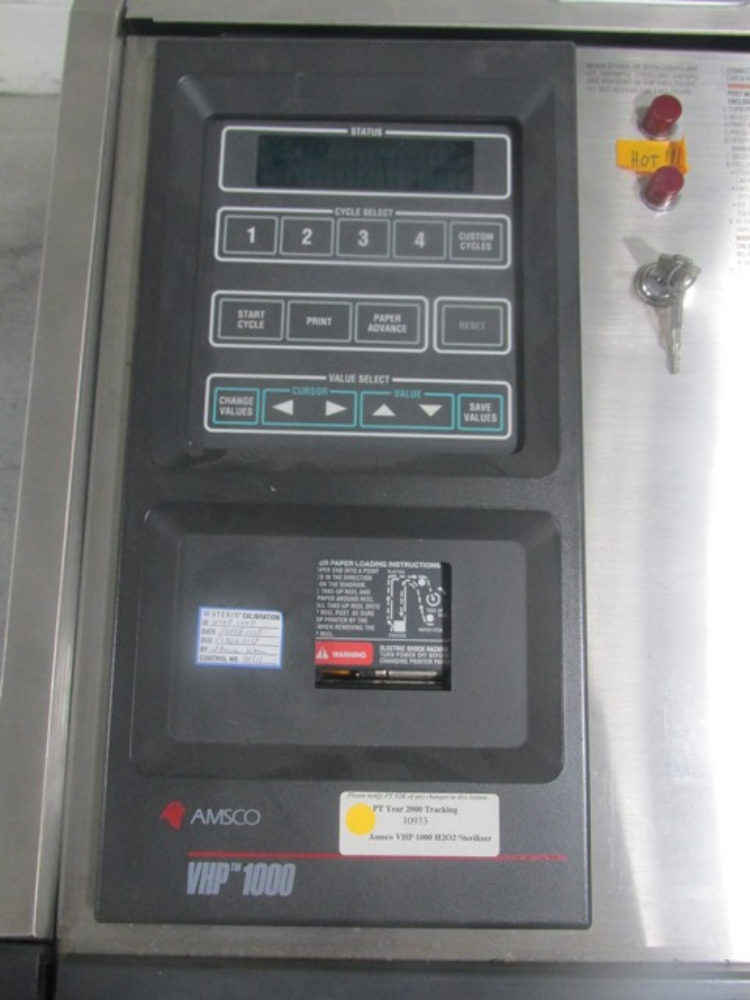 AMSCO VHP1000 Steam Generator