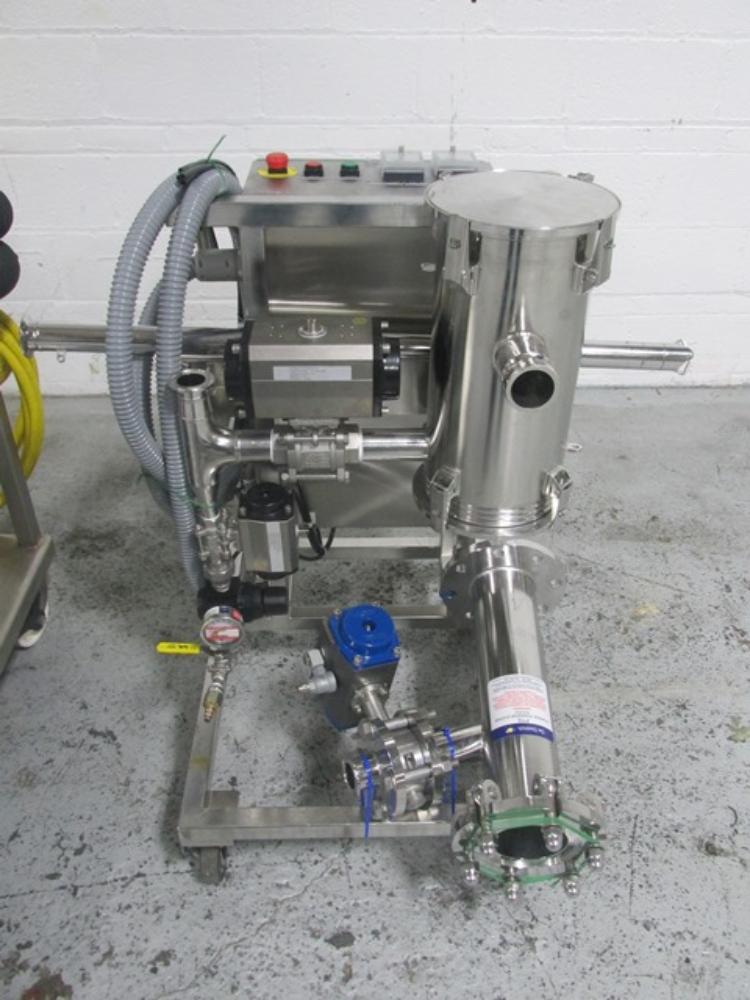 DeDietrich PTS100 Powder Transfer System