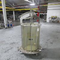 E Merck Darmstadt Superformance 1000-450 Chromatography Column