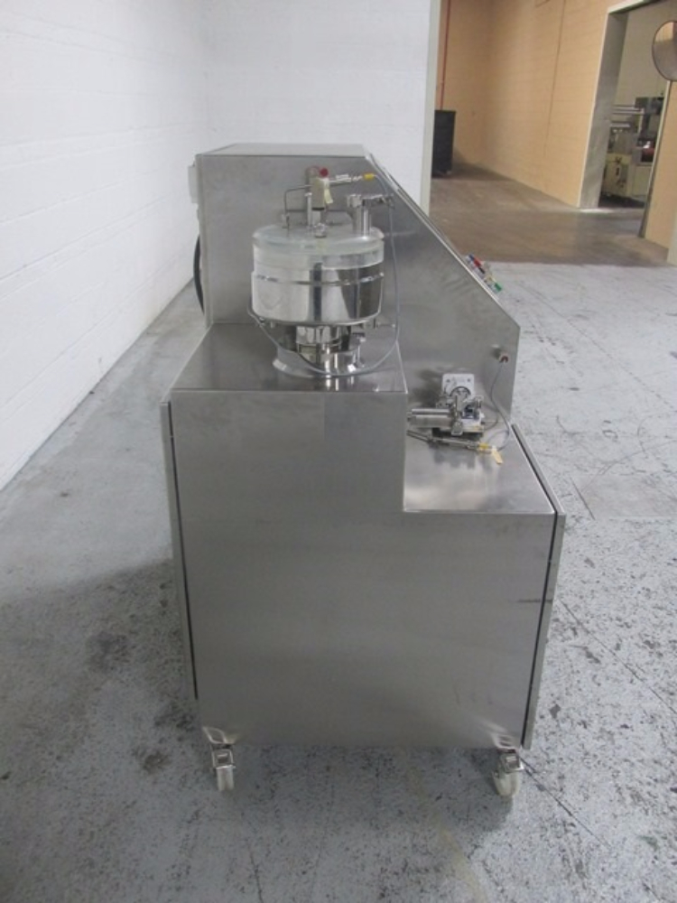 Fluid Air PX1 High Shear Mixer