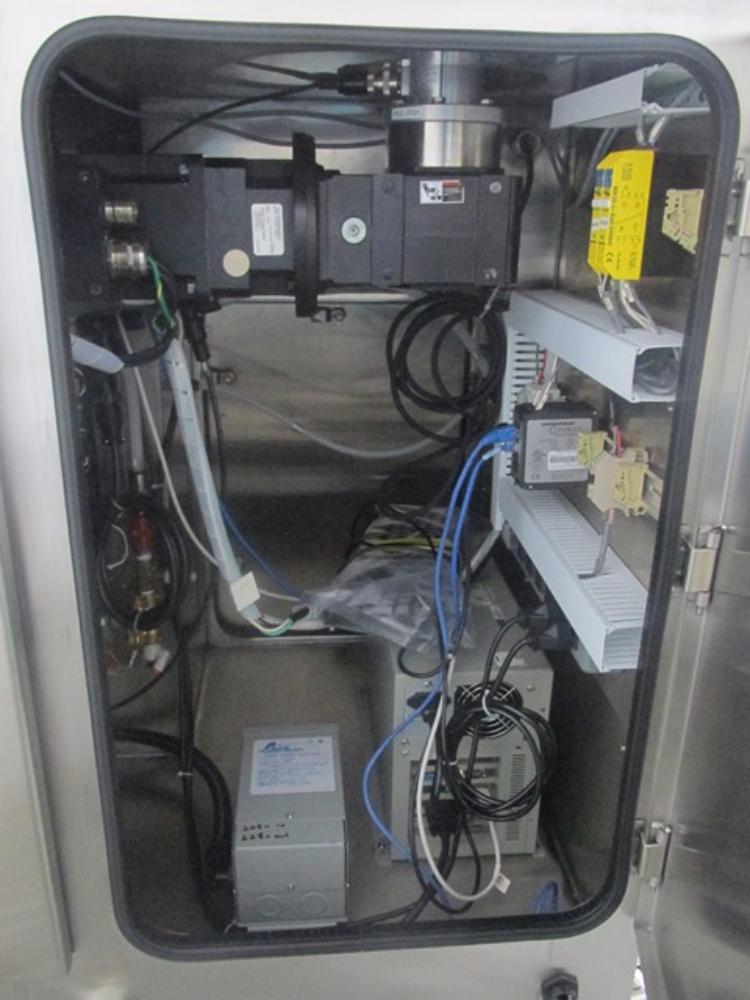 Fluid Air PX1 High Shear Mixer