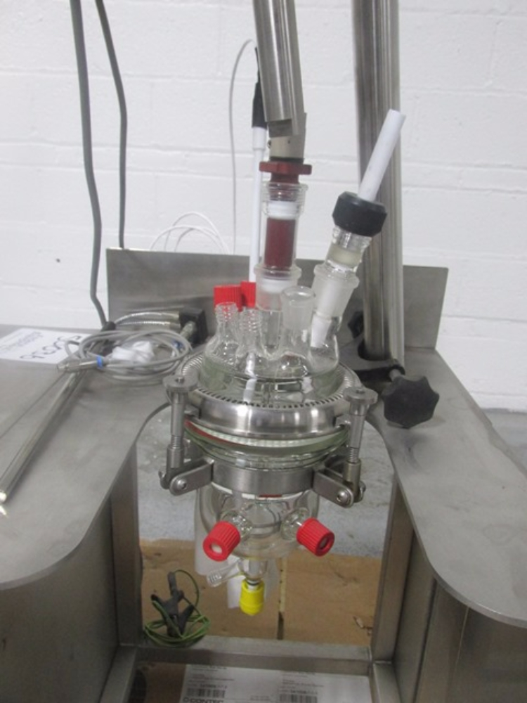 HEL UL Automated Chemical Reactor and Calorimeter Reactor System