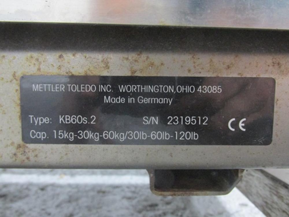 Mettler Toledo Scale