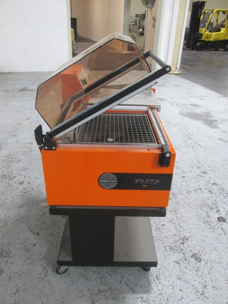 MiniPack FM765 Shrink Chamber Sealer
