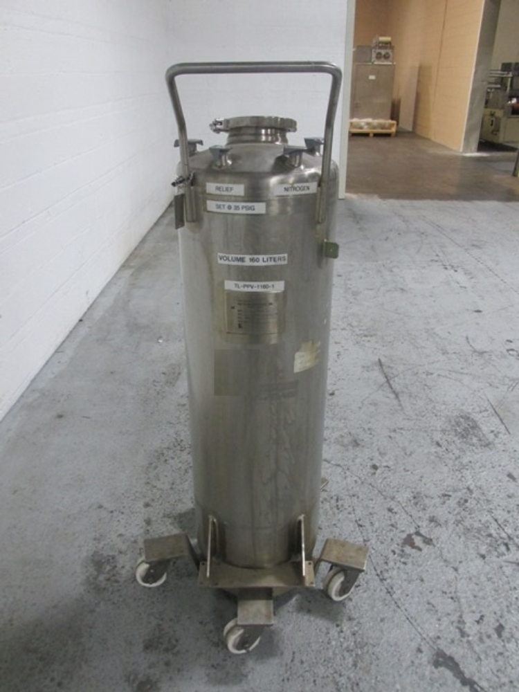 Northland 30 Gallon Stainless Steel Receiver
