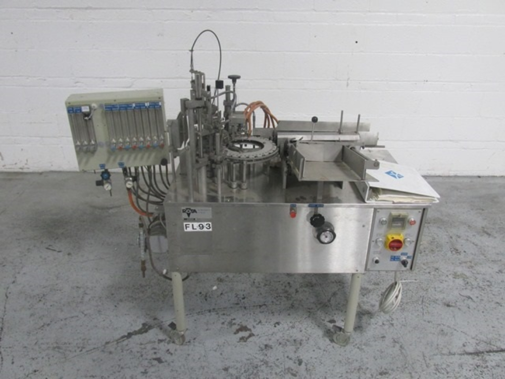 Rota MR910 Ampoule Flame Sealer