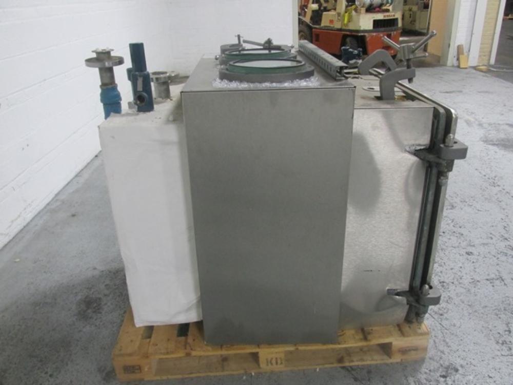Stokes 338D-4 Stainless Steel Vacuum Shelf Dryer