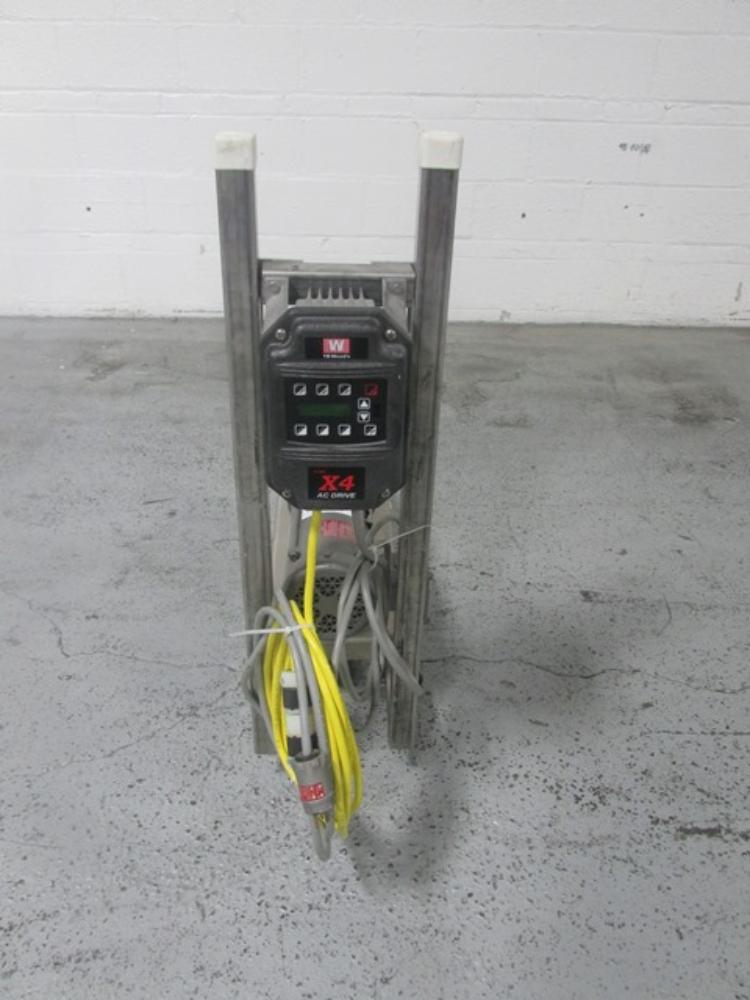 Unibloc Flowtech PD Rotary Lobe Pump