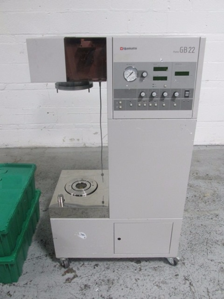 Yamato Pulvis GB22 Glass Spray Dryer