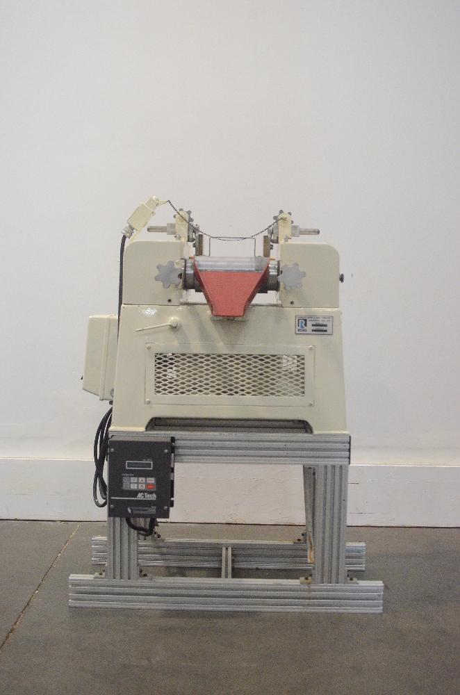 Ross TRM 4x8 GPE Three Roll Mill
