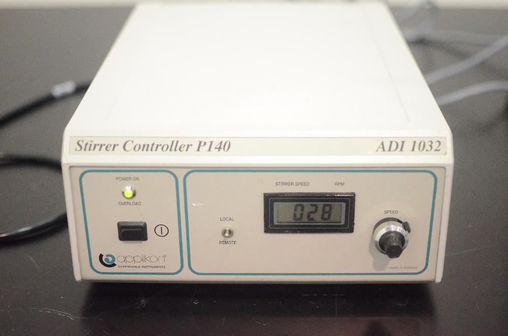 Applikon Stirrer Controller P140 ADI 1032 with Motor