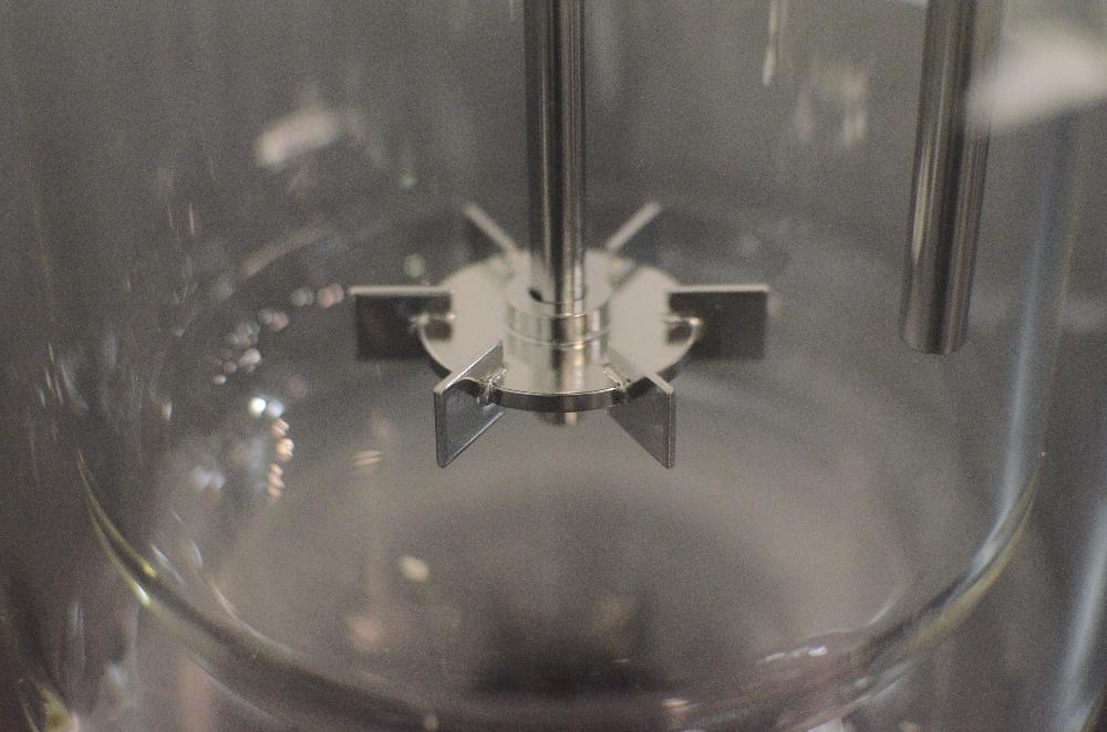 Applikon 2 Liter Bioreactor Glass Vessel