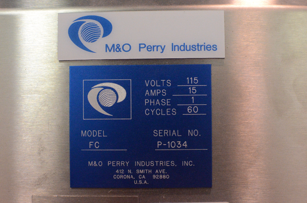 M&O Perry FC Powder Fillers
