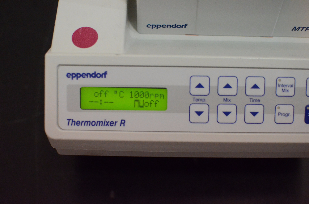 Eppendorf Thermomixer R 5355, Refurbished