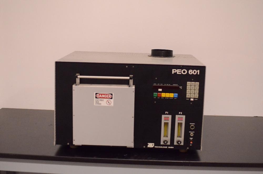 ATV Technologies PEO 601 Bench Top Furnace
