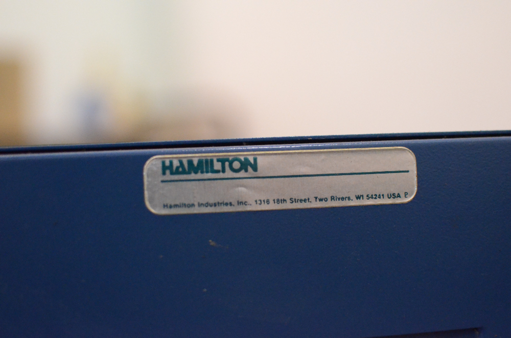 Hamilton Safeaire Flammable Safety Cabinet Base