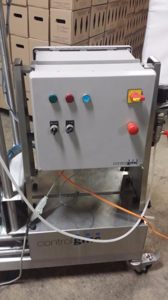 Control GMC DV-1000 Piston Filler