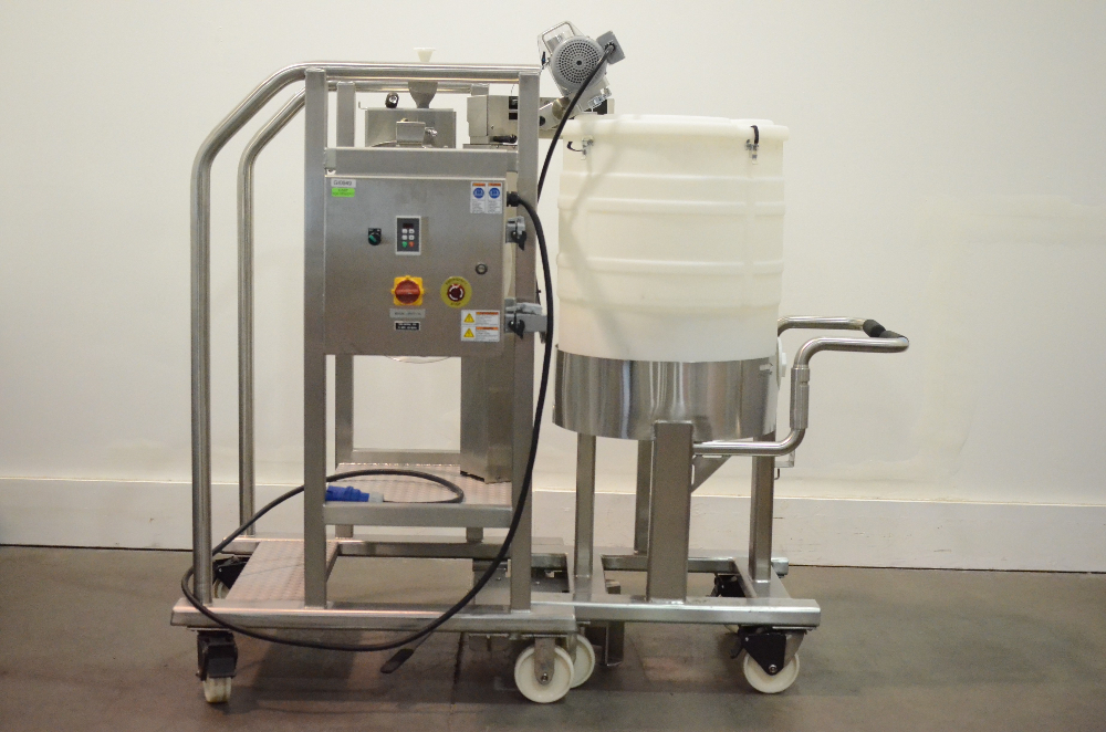 Thermo Scientific Hyclone 100 Liter Single-Use Mixer