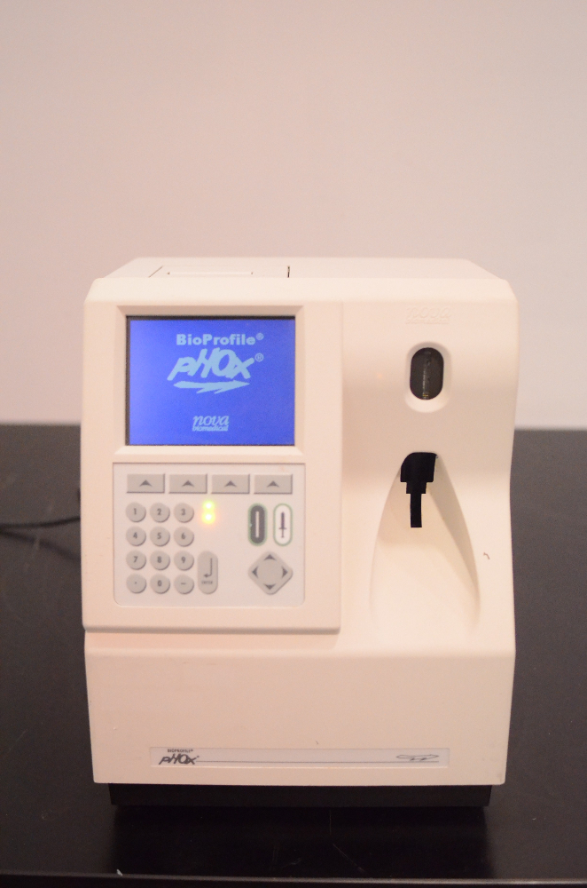 Nova Biomedical Bioprofile pHOx Automated Cell Culture Analyzer