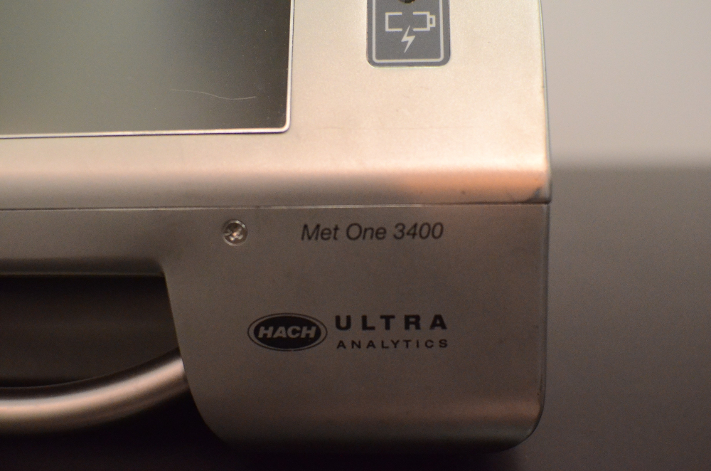 Hach MetOne 3413 Portable Air Particle Counter