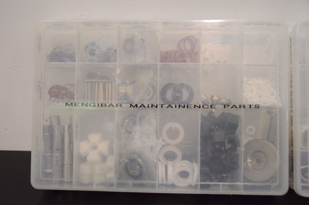 Menigbar Vial Washer Parts