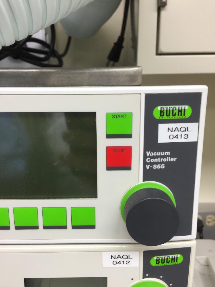 Buchi Rotavapor R-215 Rotary Evaporation System