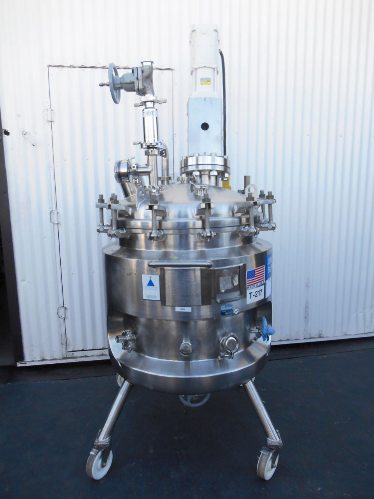 280 liter Precision Reactor w/ Mixer