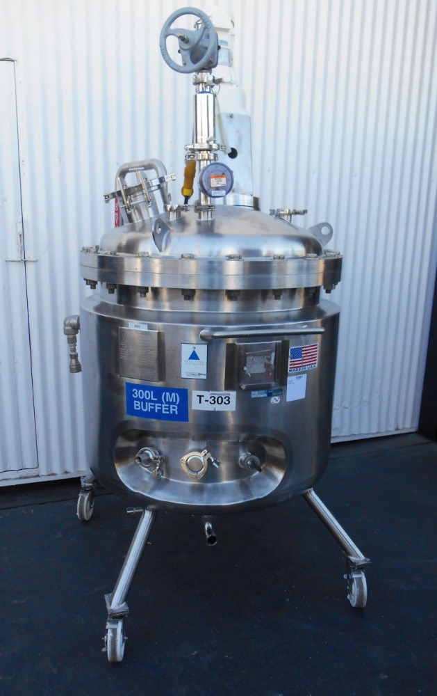 300 liter Precion Reactor w/ Mixer