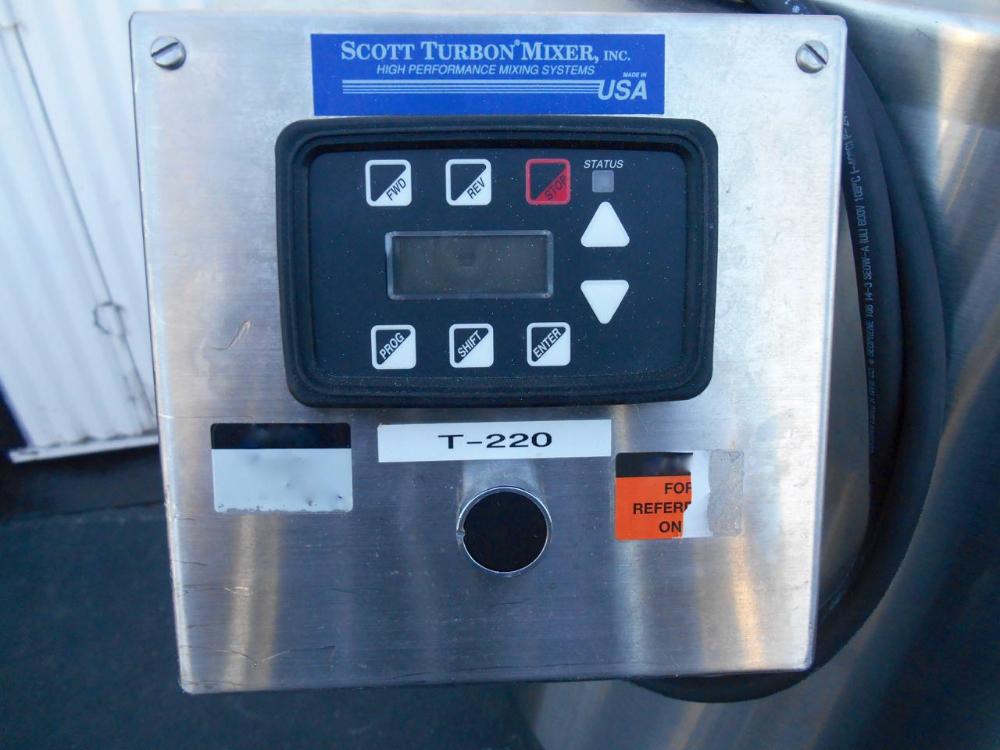 550 liter Precision Reactor w/ Mixer