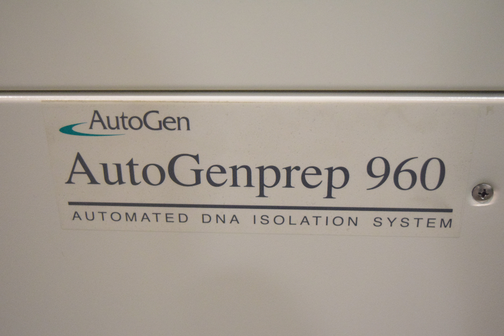 AutoGenprep 960 Automated DNA Isolation System