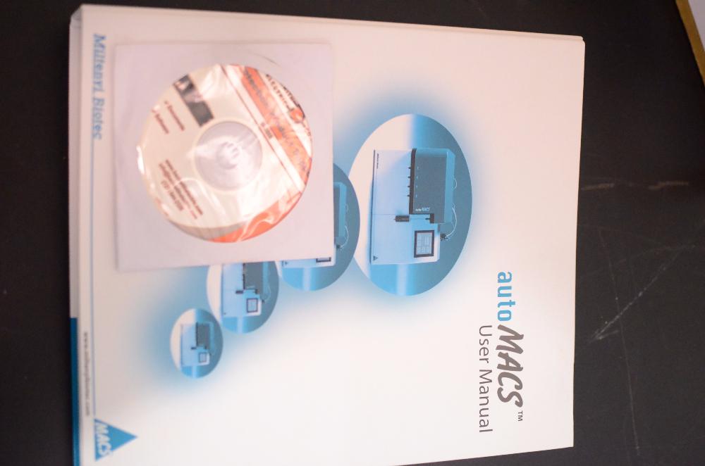 Miltenyi AutoMACS Cell Separator MACS