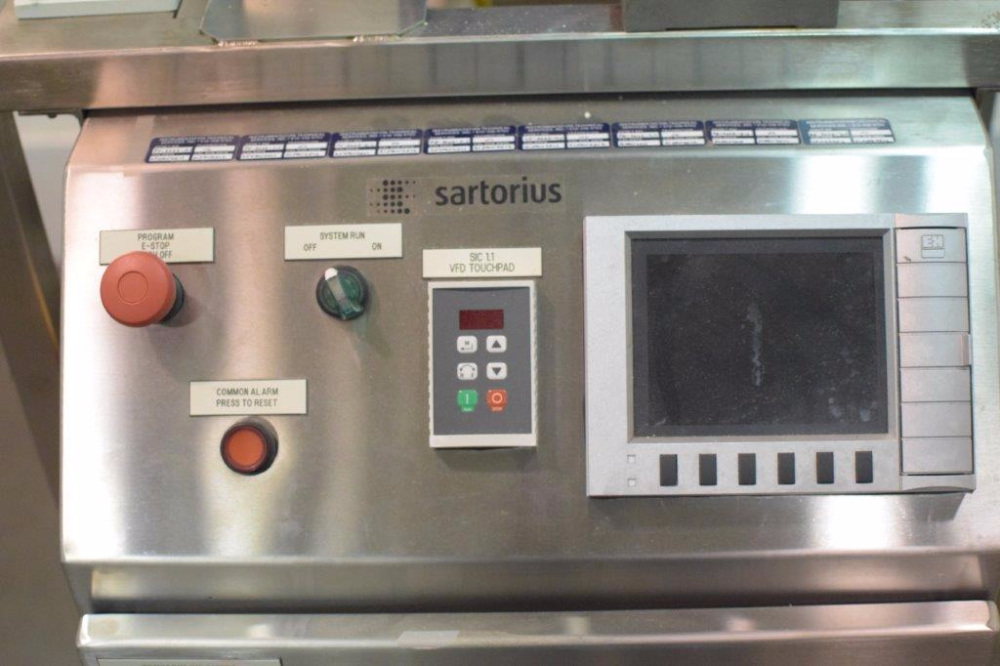 Sartorius Sartoflow Alpha Crossflow TFF System
