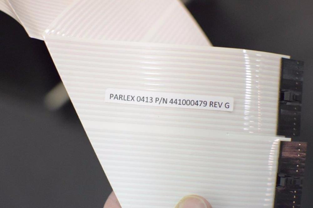 Parlex 0413 P/N 441000479 Reg G