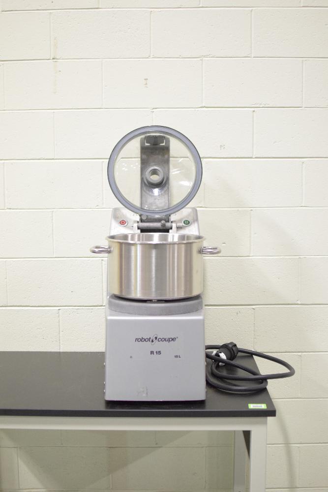 Robot Coupe R15 Vertical Cutter Mixer