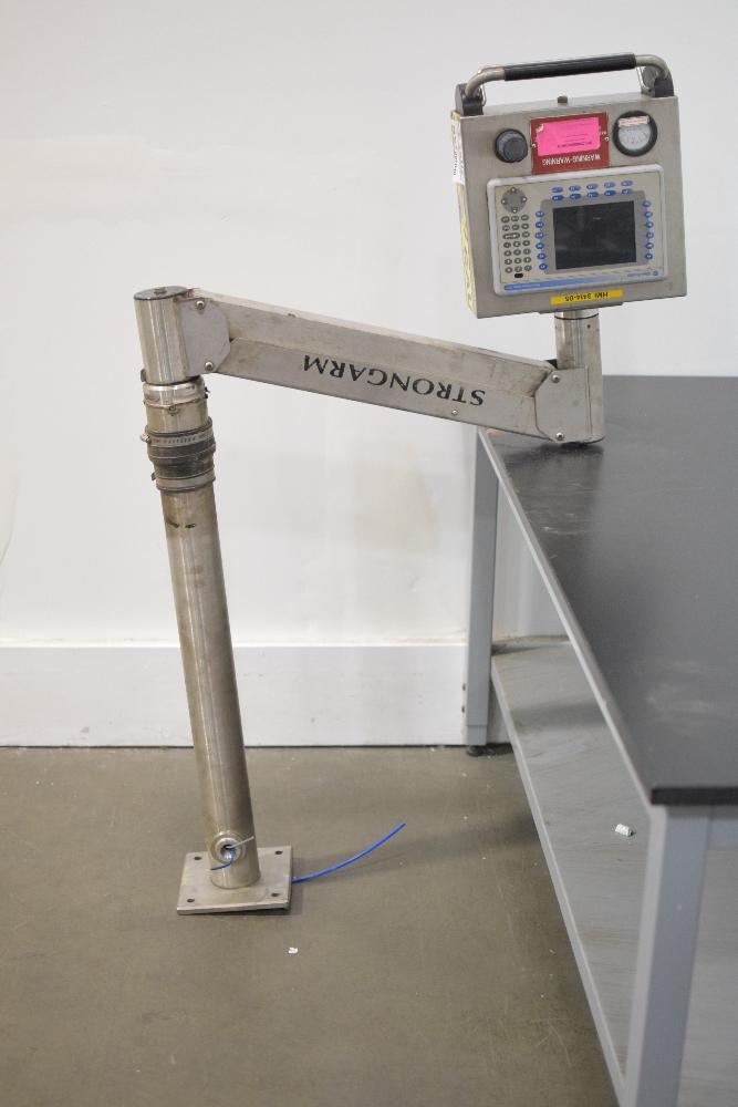 STRONGARM Vertica L Operator Interface Terminal