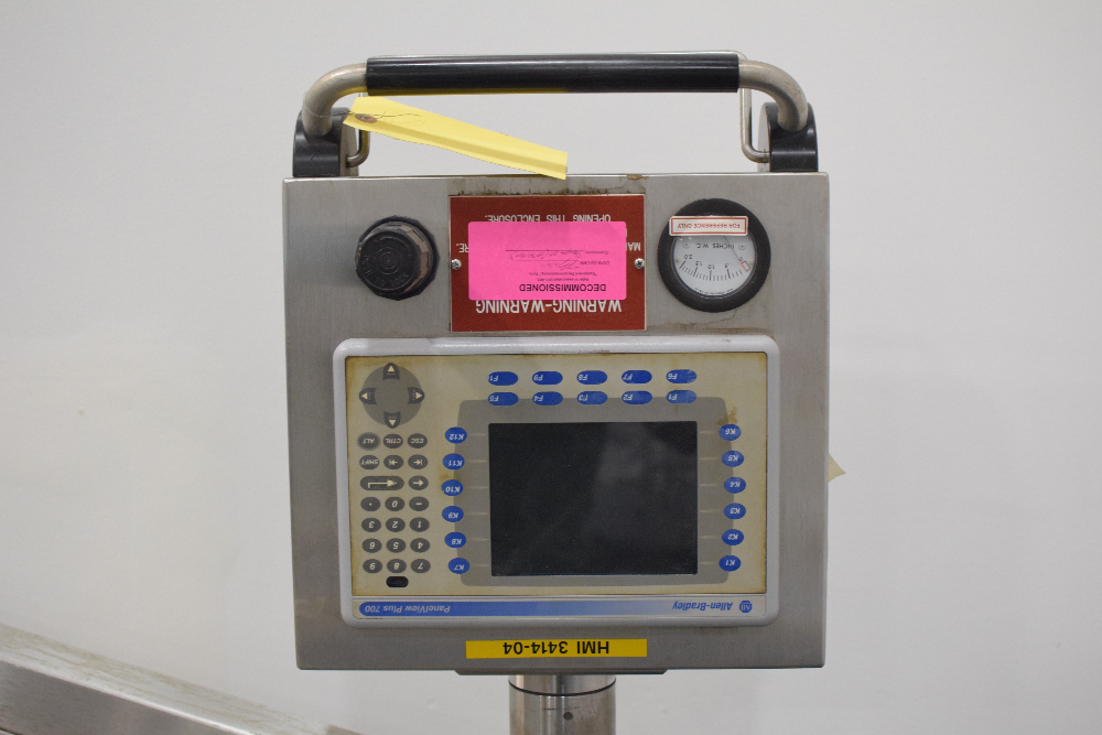 STRONGARM Vertica L Operator Interface Terminal
